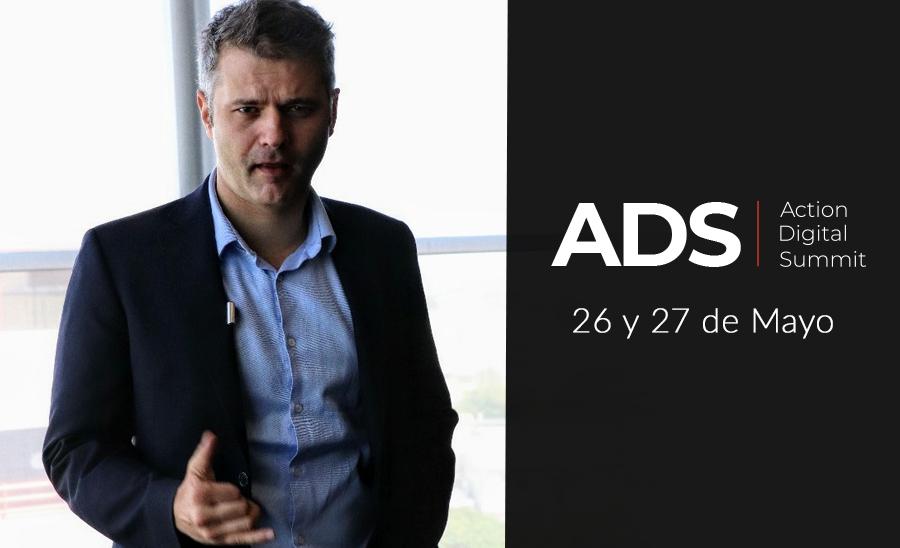 Philippe Boulanger, Keynote Speaker en el ADS 2020