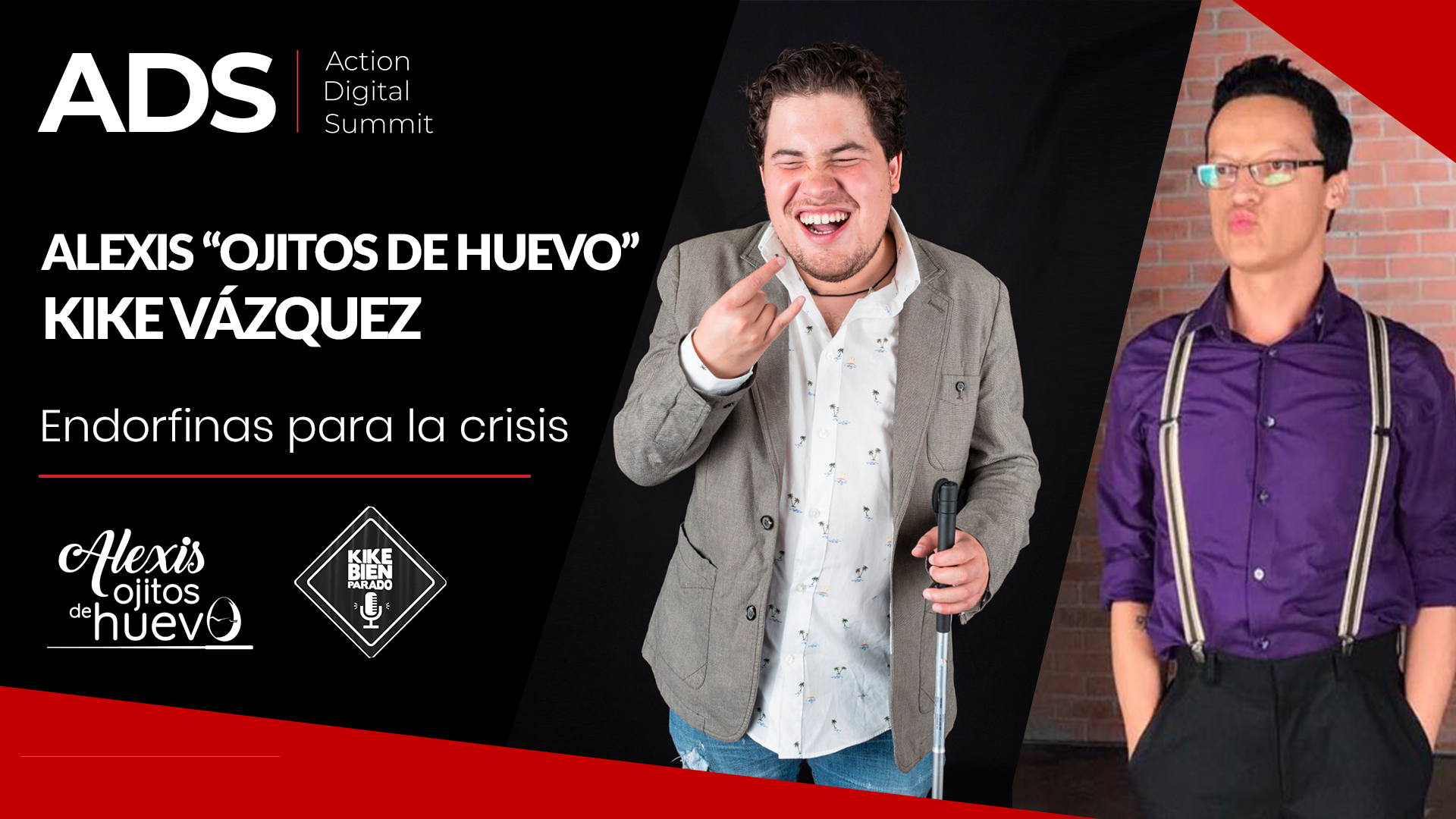 Alexis Ojitos de Huevo - Kike Vázquez